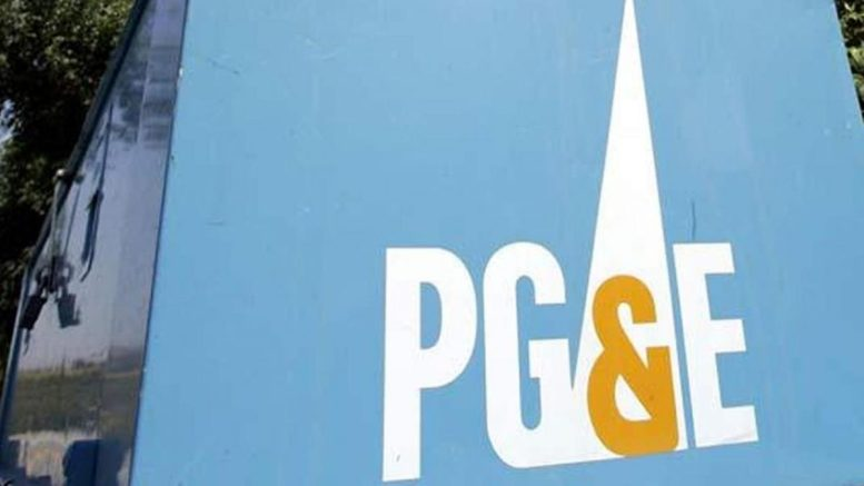 PG&E Logo Photo
