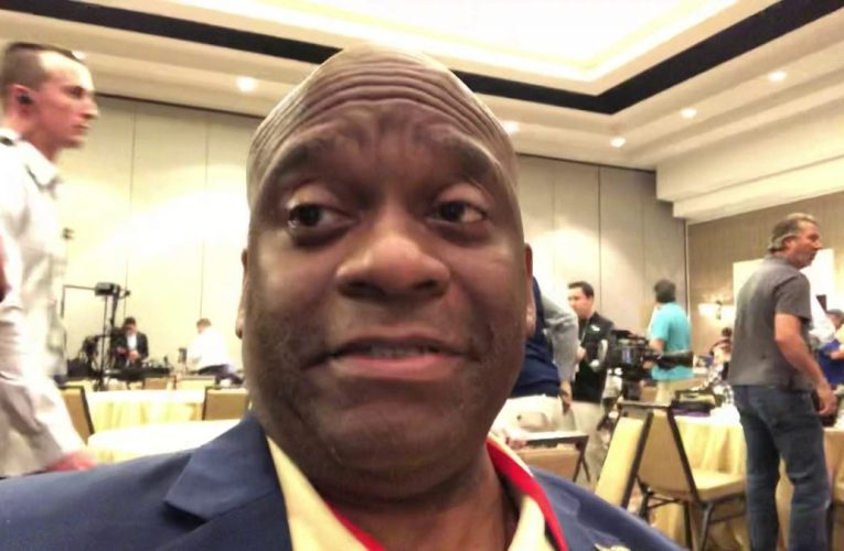 At NFL Annual Meeting 2019 Coaches Breakfast