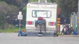 Berkeley RV For Homeless-Person