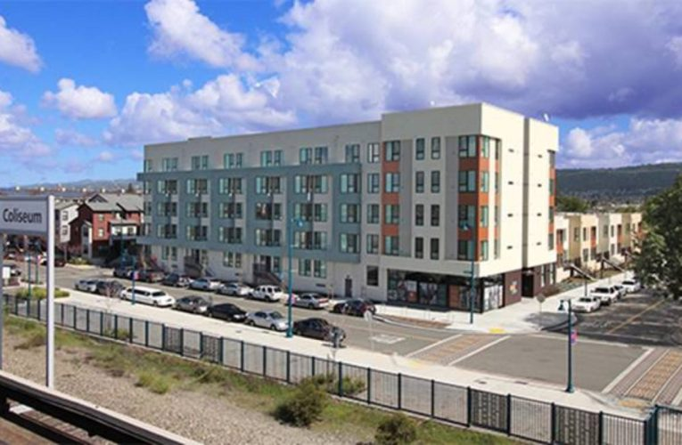 Coliseum Connections Residential Project Complete In East Oakland