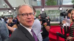 Interview With Nashville Mayor David Briley At 2019 NFL Draft