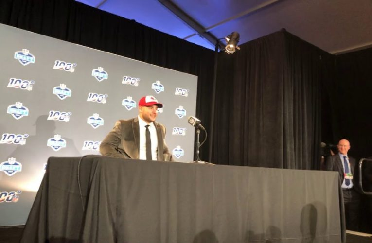 Nick Bosa SF 49ers 2019 NFL Draft 1st Round Pick Interview