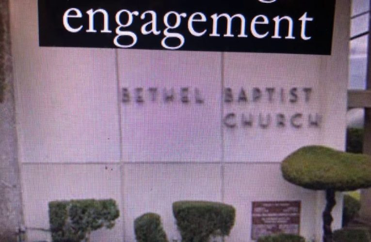 Oakland's Bethel Missionary Baptist Church Easter Sunday Announcement On Twitter