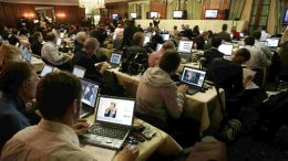 Tech And Journalism Photo By Wikimedia. Across The Aisle, Experts Agree: Big Tech Must Be Reigned In To #SaveJournalism