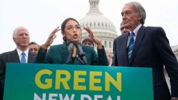 Green New Deal: Congresswoman Ocasio-Cortez Speaks At Press Conference