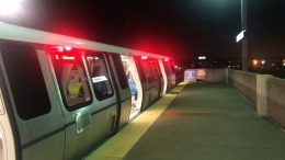 More New Bart Cars Spotted At West Oakland Bart