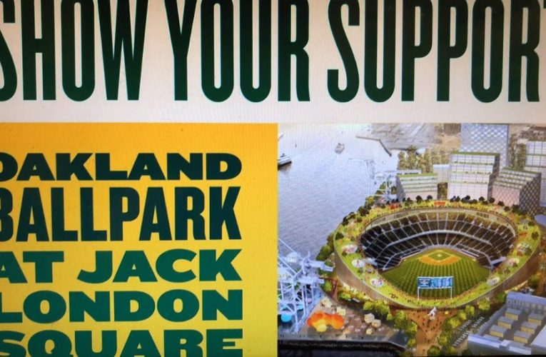 Oakland A's Ballpark Jack London Square Update Before May 13th Port Meeting