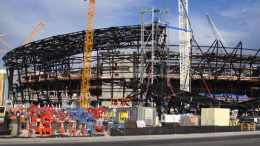 Las Vegas Stadium Truss Problem