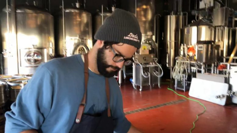 Harmonic Brewing Has Borekrolls At 1050 26th St San Francisco Dogpatch