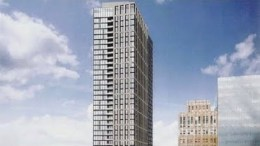 Oakland Merchants Parking Garage Replaced By 40 Story Residential Tower At 14th & Franklin