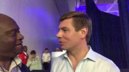 Rep Eric Swalwell On Run For President At California Democratic Convention