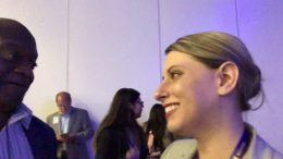 Rep Katie Hill Interview At California Democratic Convention 2019