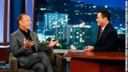 Tom Hanks Dissed Oakland Oracle Arena On Jimmy Kimmel Live
