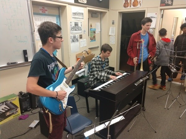Ousd Summer Jazz Session