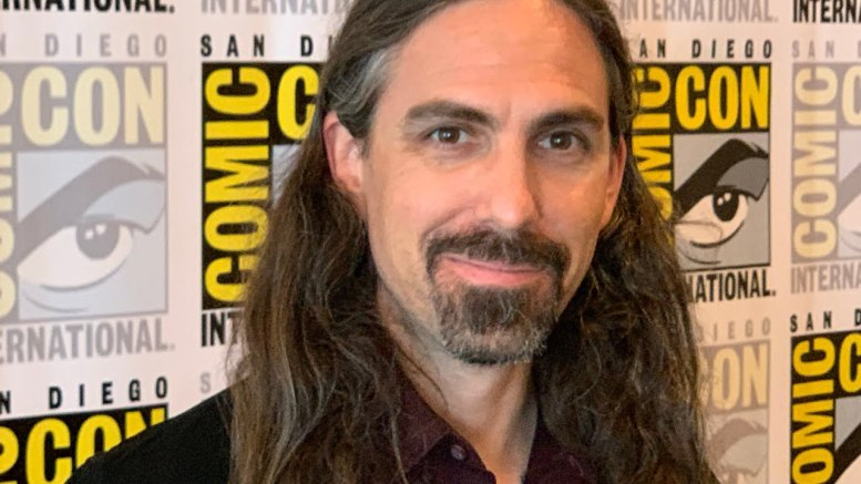 Bear Mccreary Roundtable Interview At San Diego Comic Con 2019