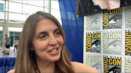 Ellen Dubin Interview At San Diego Comic Con 2019