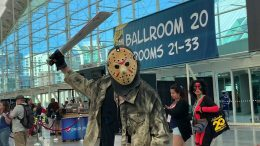 Jason Of Friday The 13th At San Diego Comic Con 2019
