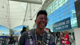 Pro Makeup Creator At San Diego Comic Con 2019