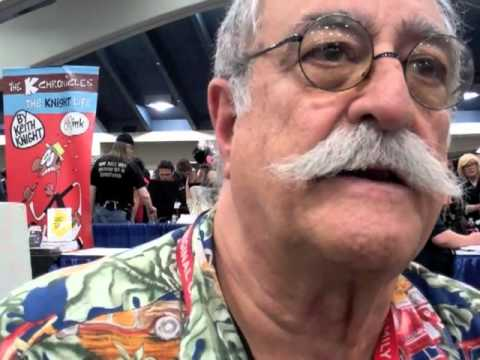 Sergio Aragonés Will Be At Eisner Awards, San Diego Comic Con 2019