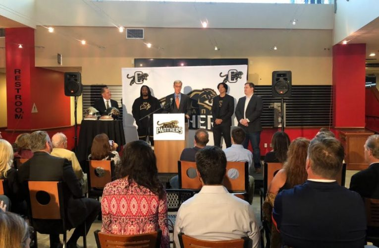 Oakland Panthers Indoor Football League Press Conference Livestream – cont.