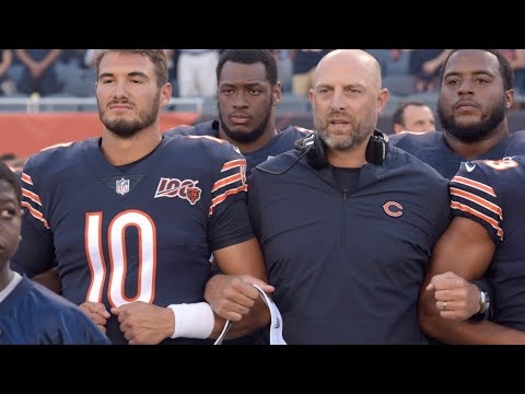 Matt Nagy And His Horizontal Offense To Blame For Bears Loss To Packers, Not Mitch Trubiski