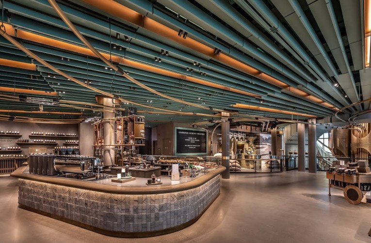 Chicago Welcomes The World's Largest Starbucks