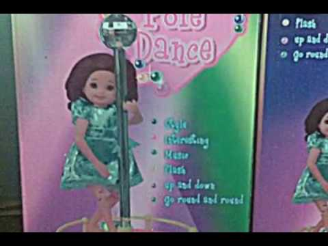 First Miley Cyrus Pole Dancing, Now A Poll Dance Doll?