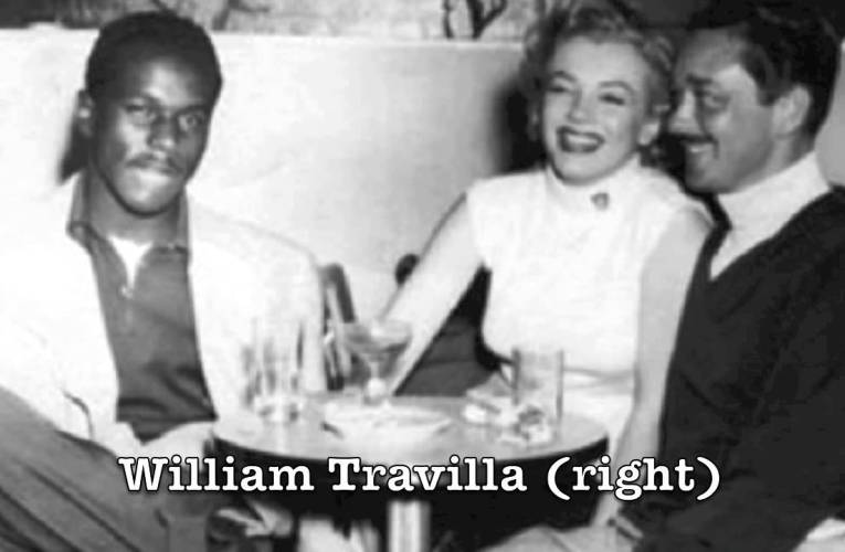 Marilyn Monroe And Ella Fitzgerald At The Mocambo – Marilyn Dated A Black Man
