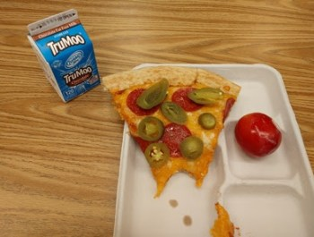 Pizza Is Served At OUSD