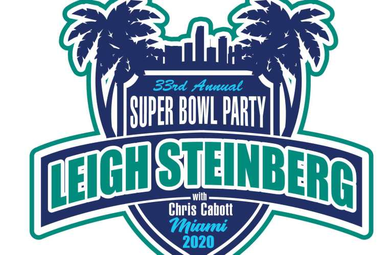 Super Bowl LIV: The 33rd Annual Leigh Steinberg Super Bowl Party In Miami