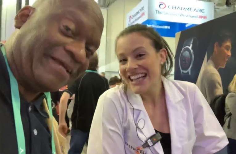 Valencell's Leah Christiana Is A New Mom At CES Las Vegas 2020