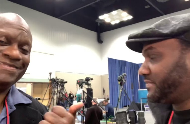 Clarence Hill, Jr. Interview On Mike McCarthy And Dallas Cowboys At 2020 NFL Combine