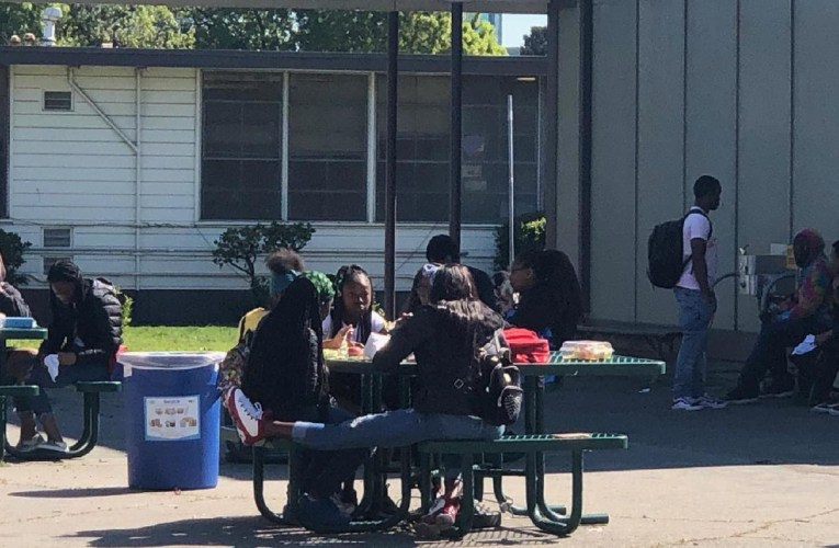 McClymonds High School Oakland Students, Staff Back On Campus After Toxics Scare