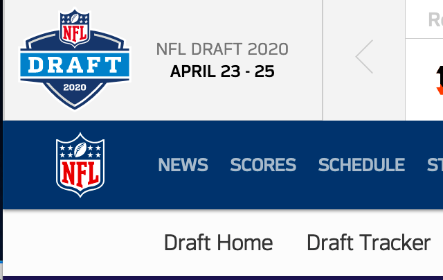 NFL Draft Tracker To NFL.com
