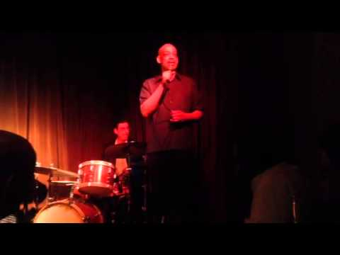 """Jim Grant Sings """"Getting Some Fun Out Of Life"""" At Uncommon Grounds, Chicago"""