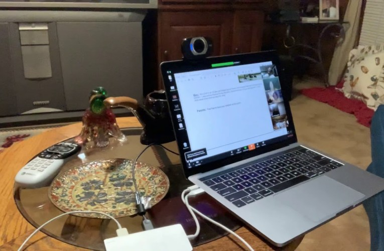 Marc Cancer Used ZOOM For A Virtual Passover Sedar