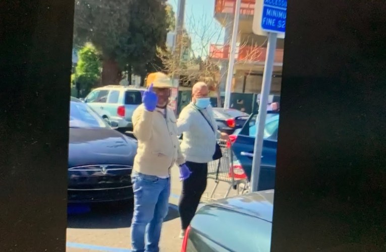 Oakland Black Couple Racism Toward Latina At Grocery Store Parking Lot Gets Tongue Lashing