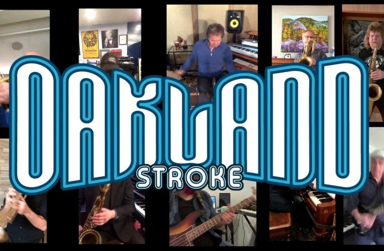 "Oakland Stroke Plays Tower Of Power's ""What Is Hip"" Quarantine Version 2020"