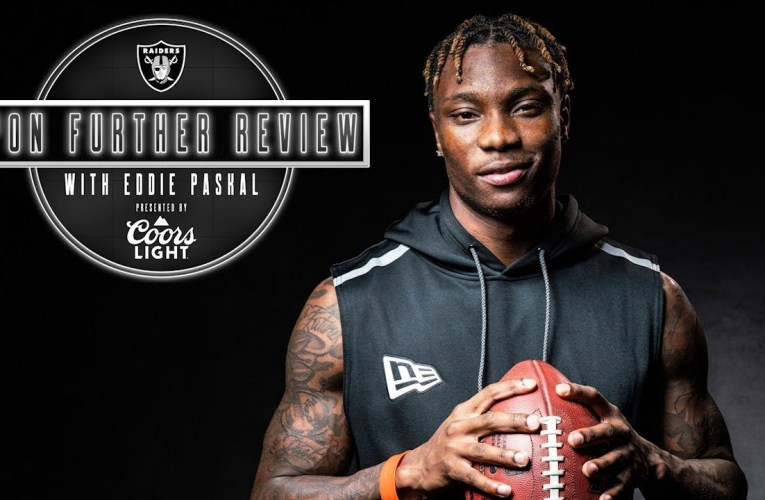 Henry Ruggs III: Las Vegas Raiders 2020 NFL Draft 1st Round Pick Talks Virtual Meetings, Draft Night