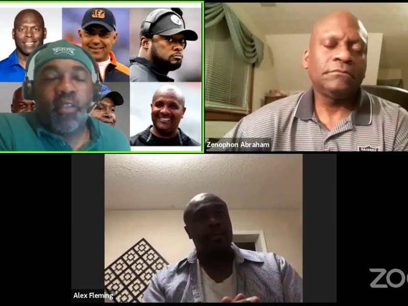 2020 NFL Rooney Rule Talk: Eric Wilson With Alex Fleming And Zennie Abraham