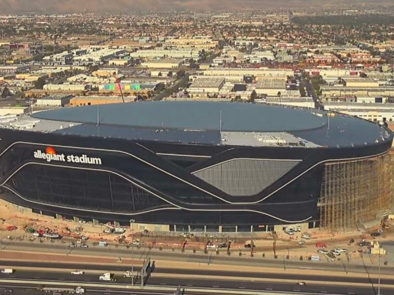 Raiders Las Vegas Allegiant Stadium Rocked By Fake News: Let's Clear It All Up Live