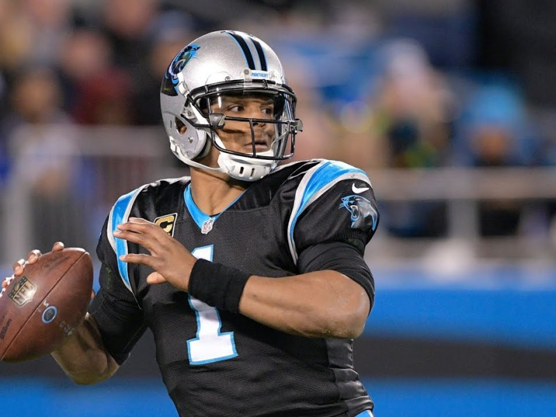 Cam Newton Is Carolina Panthers QB GOAT, And They Can Do Nothing About It
