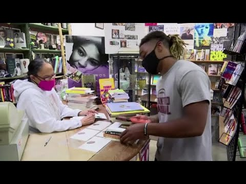 Marcus Books in Oakland Historic Black Book Store Sells Out Of Books On Racial Discrimination
