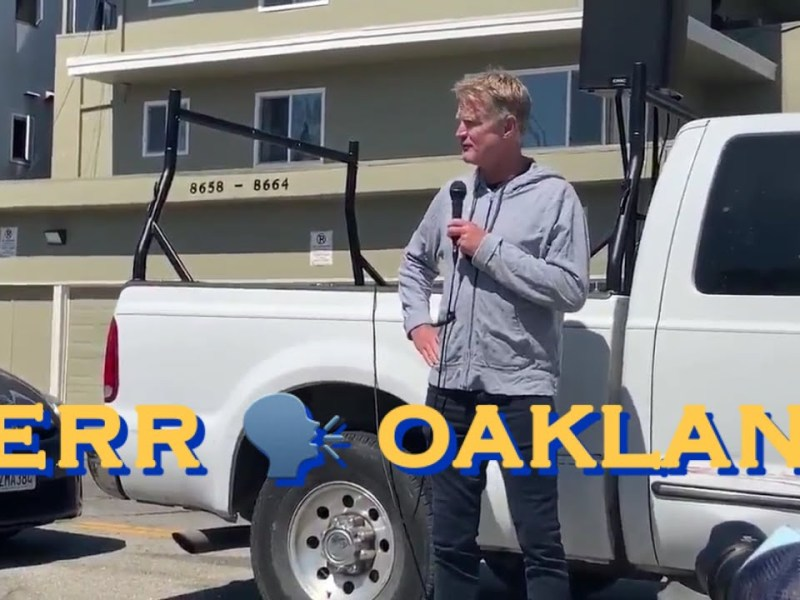 Steve Kerr Speaks After Warriors Chants At Oakland Unified School District: Community Self-Policing