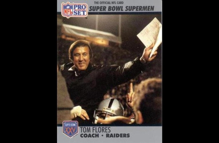 Tom Flores Talks About How He Became An Oakland Raider
