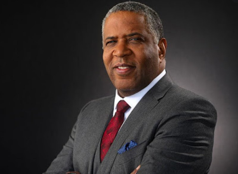 Robert F. Smith: Richest Black Man In America Has An Office In Oakland; NFL Football Team?