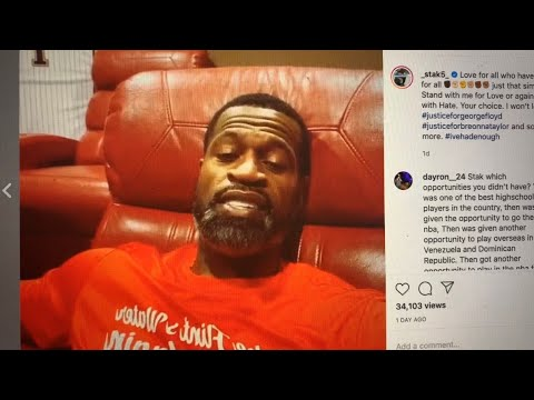 All Of Stephen Jackson's Comments On DeSean Jackson's Post, And Why Both Are Right And Wrong