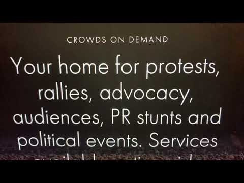 Did Trump PR Fixers Hire Crowds On Demand, Paid Protest Firm, To Attack Oakland Mayor Schaaf's Home?