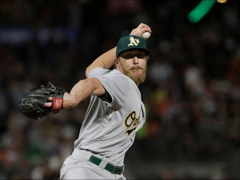 Oakland A's Pitcher Jake Diekman Concerned About MLB Season Because Of COVID-19 Testing Delays