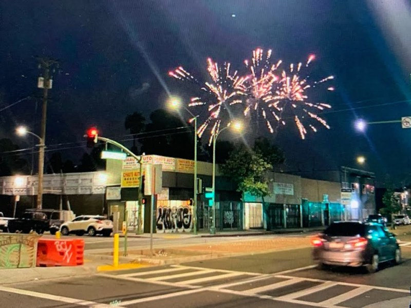 Oakland Fourth Of July 2020 Features More Illegal Fireworks Than Ever In City Out Of Control